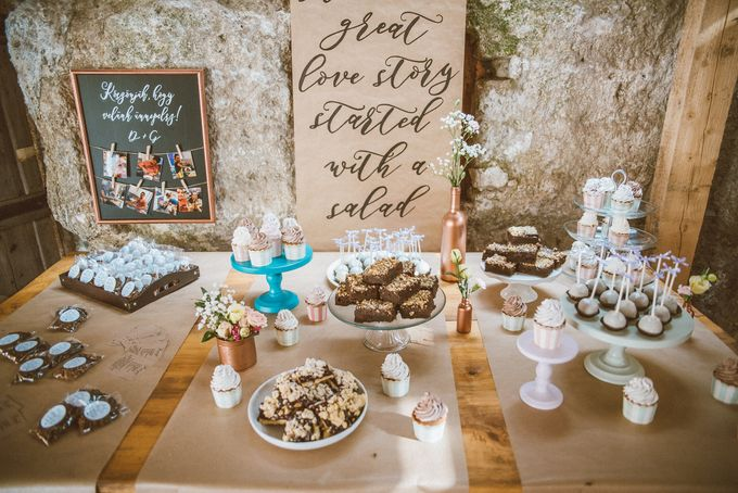 Rustic chic Vintage Wedding by United Photographers - 017