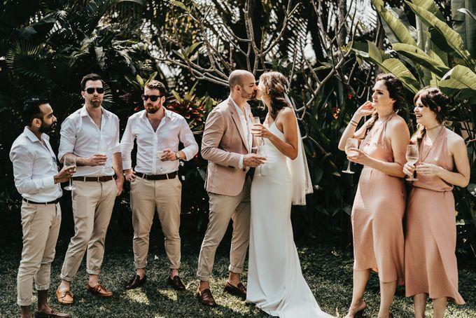 Hoi An destination cozy wedding in the garden of Red Bridge Restaurant by Hipster Wedding - 002
