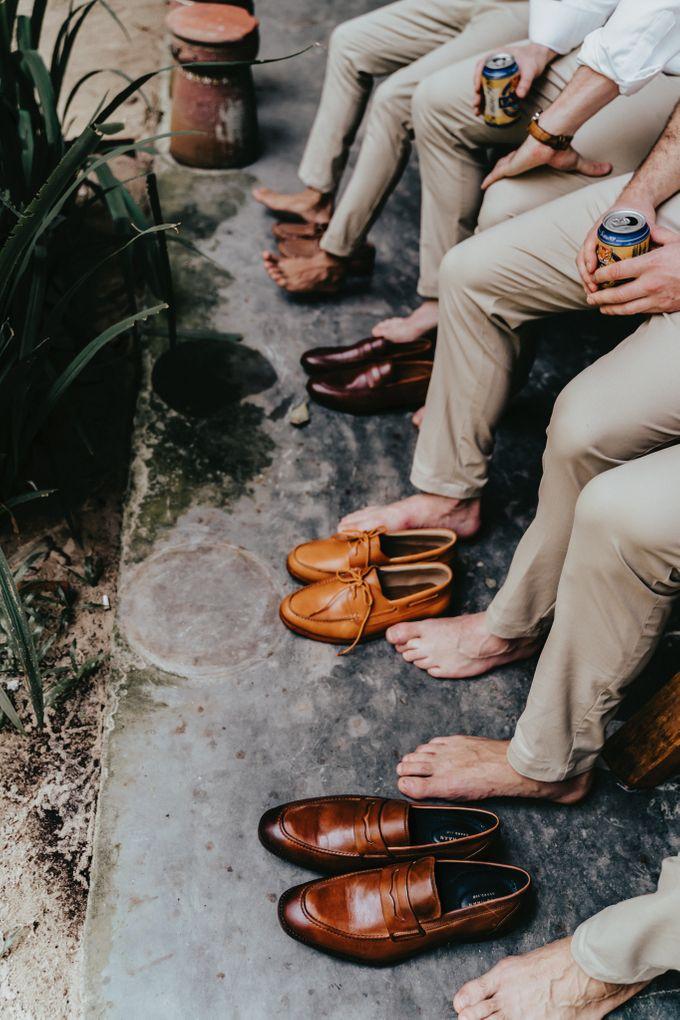Hoi An destination cozy wedding in the garden of Red Bridge Restaurant by Hipster Wedding - 020