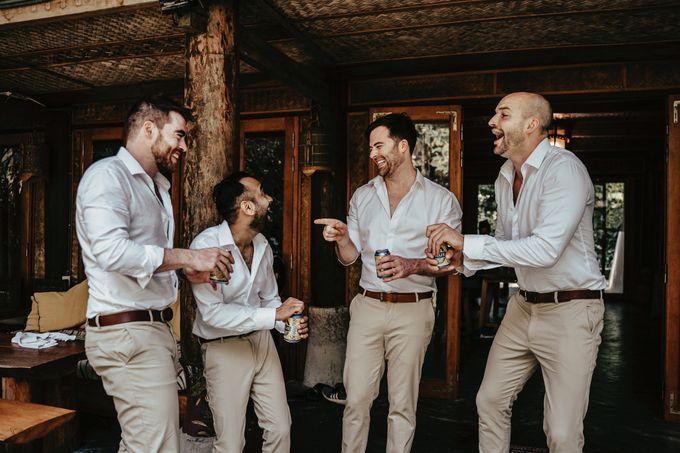 Hoi An destination cozy wedding in the garden of Red Bridge Restaurant by Hipster Wedding - 023