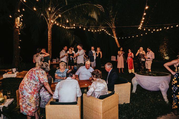 Hoi An destination cozy wedding in the garden of Red Bridge Restaurant by Hipster Wedding - 029