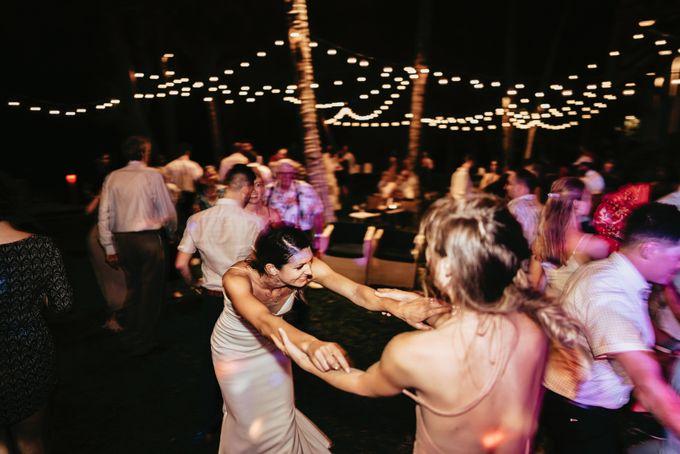 Hoi An destination cozy wedding in the garden of Red Bridge Restaurant by Hipster Wedding - 030