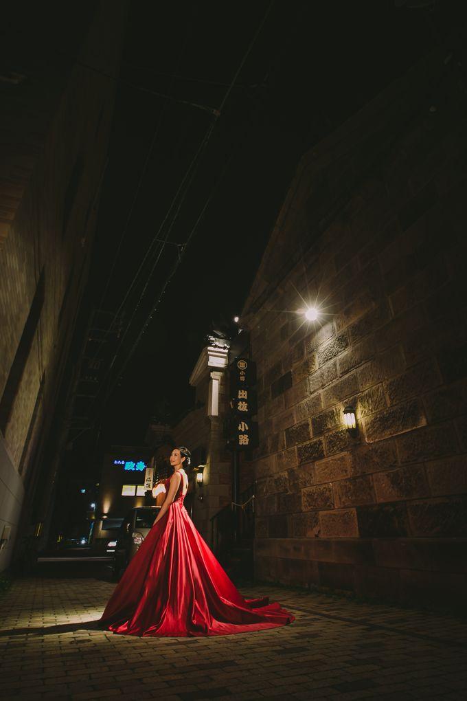 Hokkaido pre wedding photography by Odelia Bridal - 018