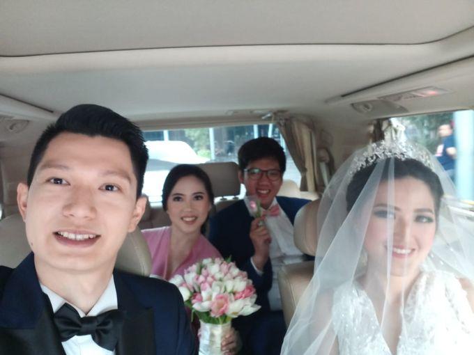 Albert & Fedora Wedding by sapphire wedding car - 001