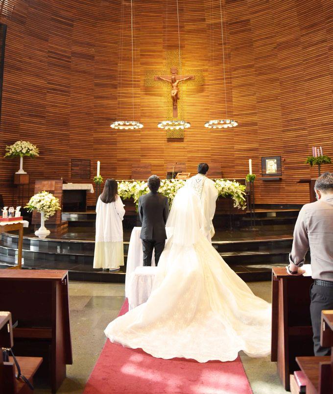 Holy Matrimony of Sebastian & Sheila by Kayika Wedding Organizer - 003