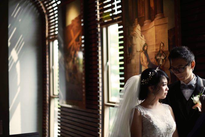 Holy Matrimony of Sebastian & Sheila by Kayika Wedding Organizer - 001