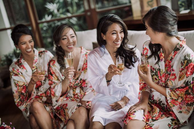 BALI VILLA WEDDING by Maxtu Photography - 004