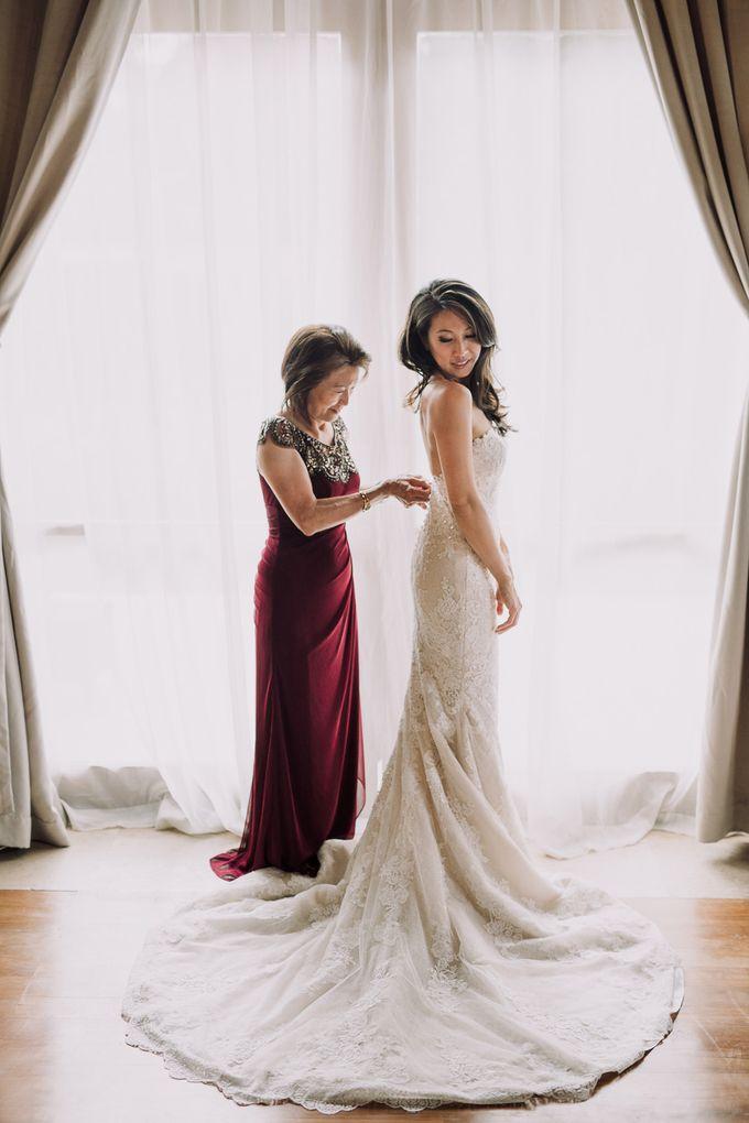 BALI VILLA WEDDING by Maxtu Photography - 005