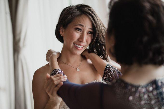 BALI VILLA WEDDING by Maxtu Photography - 006