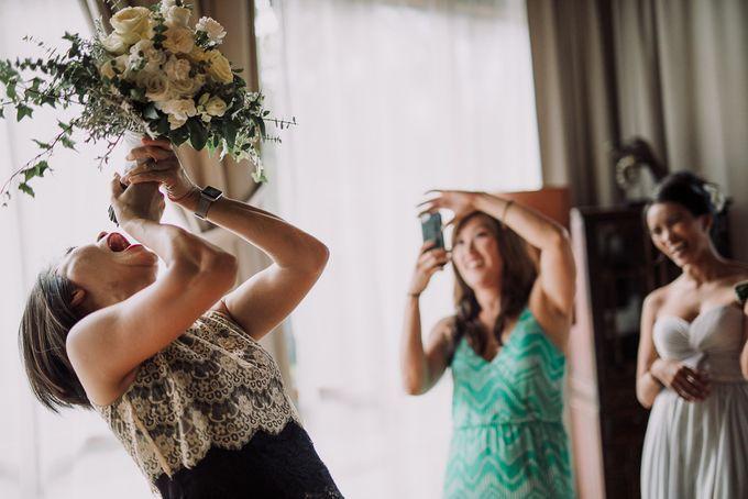 BALI VILLA WEDDING by Maxtu Photography - 007