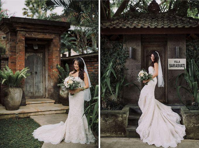 BALI VILLA WEDDING by Maxtu Photography - 008