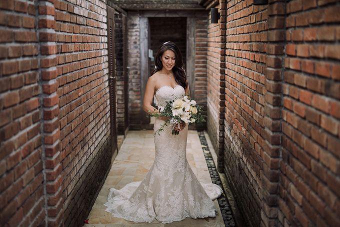 BALI VILLA WEDDING by Maxtu Photography - 009