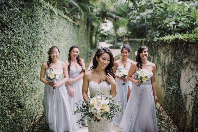BALI VILLA WEDDING by Maxtu Photography - 010