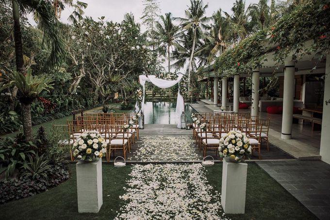 BALI VILLA WEDDING by Maxtu Photography - 012