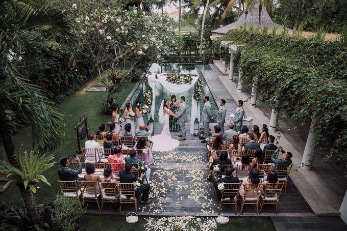 BALI VILLA WEDDING by Maxtu Photography - 013