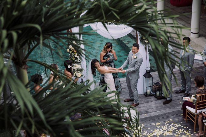 BALI VILLA WEDDING by Maxtu Photography - 014