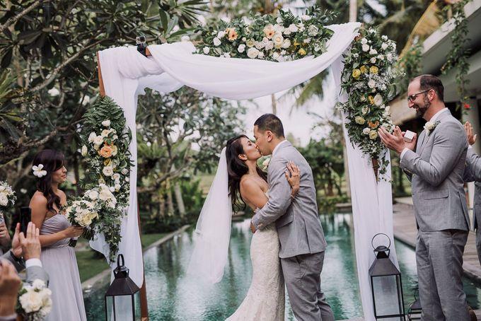 BALI VILLA WEDDING by Maxtu Photography - 016