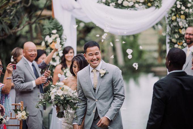 BALI VILLA WEDDING by Maxtu Photography - 017