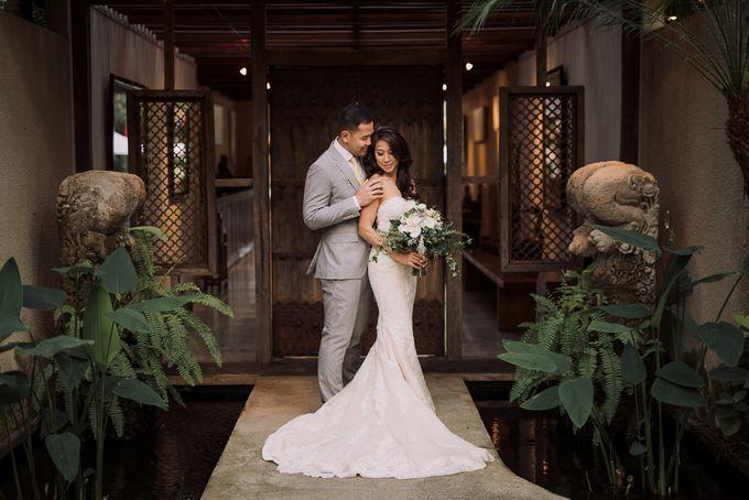 BALI VILLA WEDDING by Maxtu Photography - 021