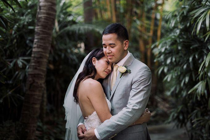 BALI VILLA WEDDING by Maxtu Photography - 022