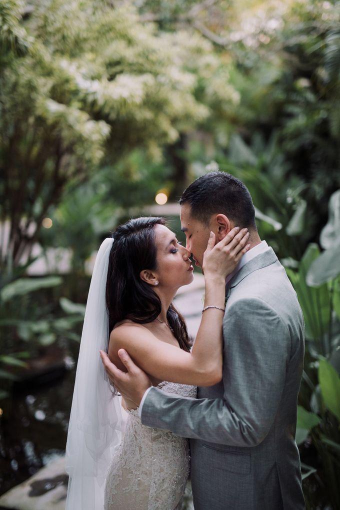 BALI VILLA WEDDING by Maxtu Photography - 023