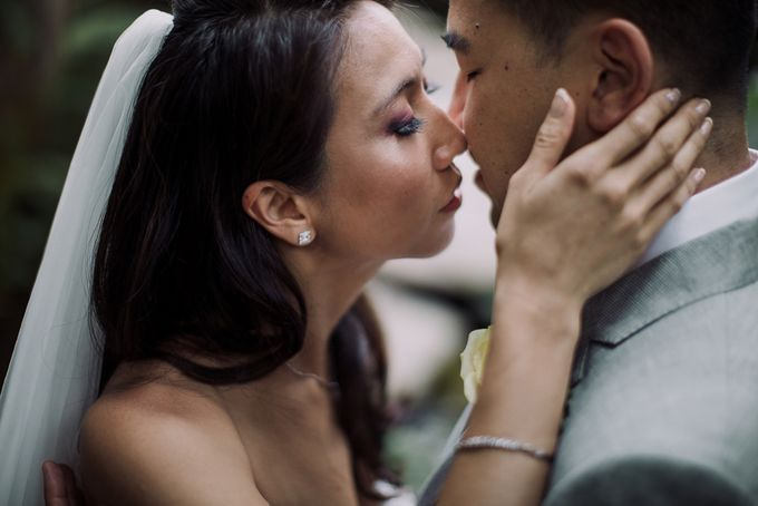 BALI VILLA WEDDING by Maxtu Photography - 024