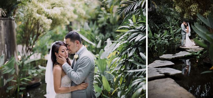 BALI VILLA WEDDING by Maxtu Photography - 025