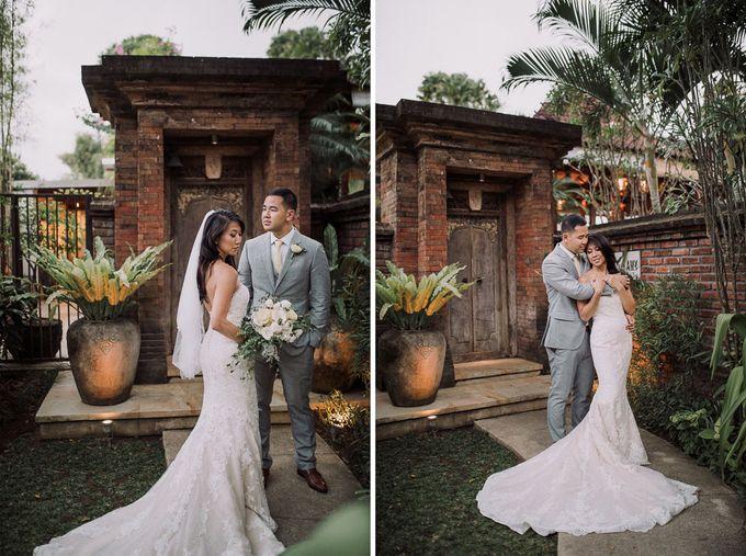 BALI VILLA WEDDING by Maxtu Photography - 027