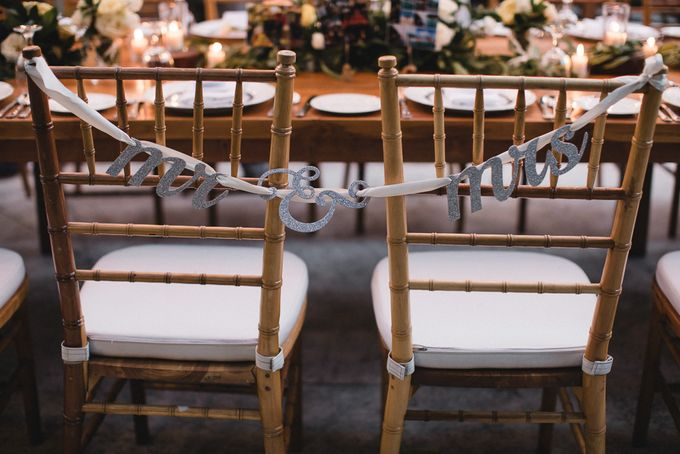 BALI VILLA WEDDING by Maxtu Photography - 029
