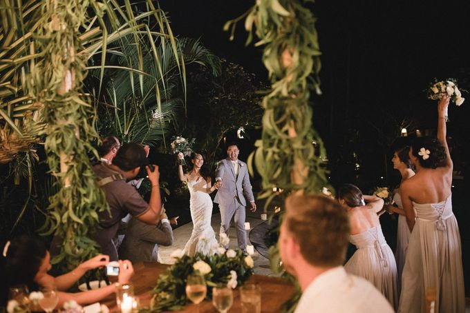 BALI VILLA WEDDING by Maxtu Photography - 031