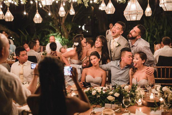 BALI VILLA WEDDING by Maxtu Photography - 037