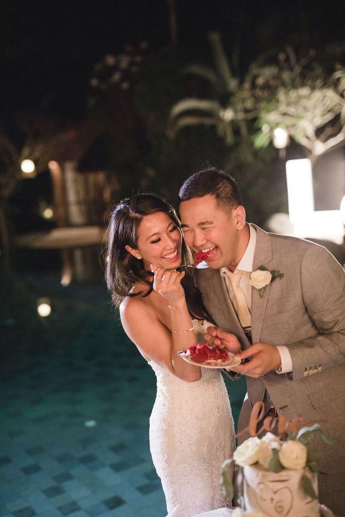 BALI VILLA WEDDING by Maxtu Photography - 042