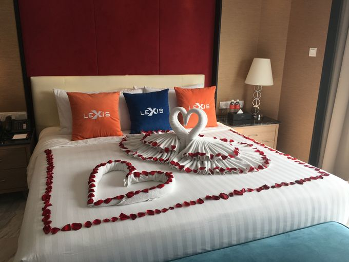 Special Room Decorations by Lexis Suites Penang - 002