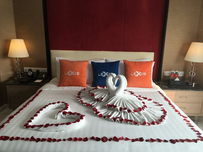Special Room Decorations by Lexis Suites Penang - 003