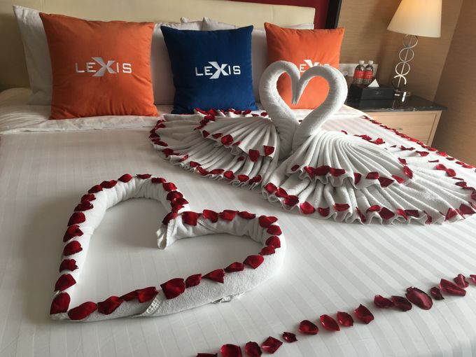 Special Room Decorations by Lexis Suites Penang - 004