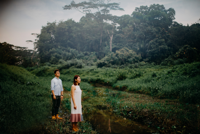 Hidden Valley with Wen Bin & Jian Yun by Hong Ray Photography - 001