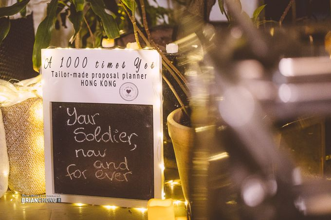 Marriage Proposal in Hong Kong by Brian Chong Photography - 003