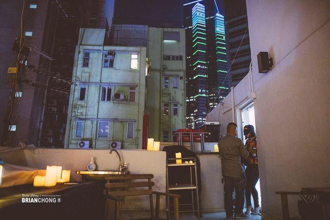 Marriage Proposal in Hong Kong by Brian Chong Photography - 010