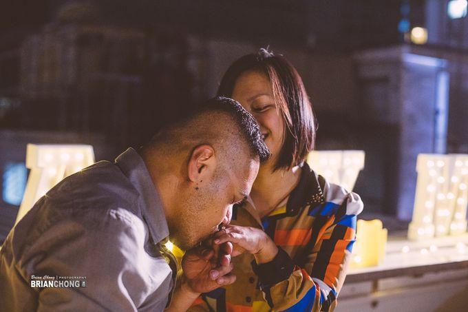 Marriage Proposal in Hong Kong by Brian Chong Photography - 018