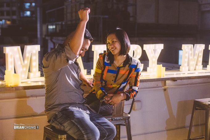 Marriage Proposal in Hong Kong by Brian Chong Photography - 019