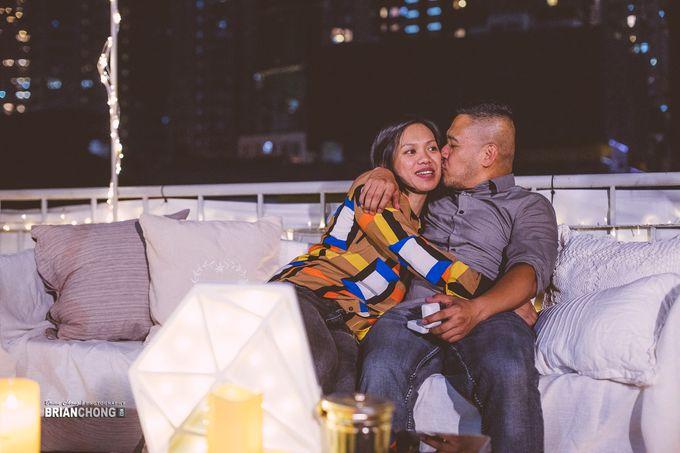 Marriage Proposal in Hong Kong by Brian Chong Photography - 021