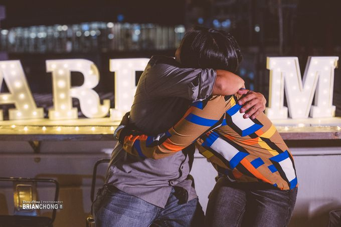 Marriage Proposal in Hong Kong by Brian Chong Photography - 024