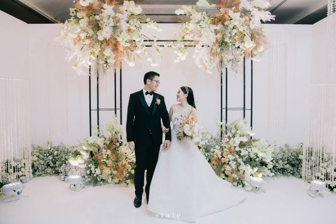 Wedding - Kevin & Lilian by State Photography - 031