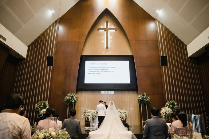 The wedding of Ivander & Christina by LUNETTE VISUAL INDUSTRIE - 003