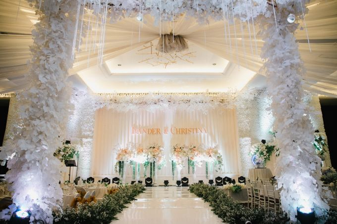 The wedding of Ivander & Christina by LUNETTE VISUAL INDUSTRIE - 004