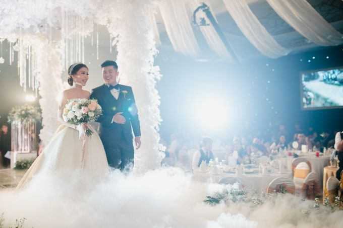 The wedding of Ivander & Christina by LUNETTE VISUAL INDUSTRIE - 018