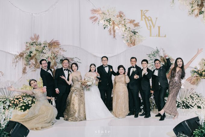 Wedding - Kevin & Lilian by State Photography - 026