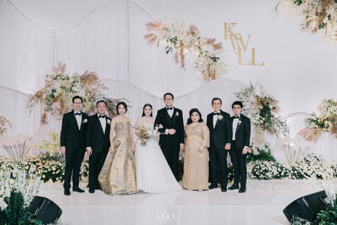 Wedding - Kevin & Lilian by State Photography - 017