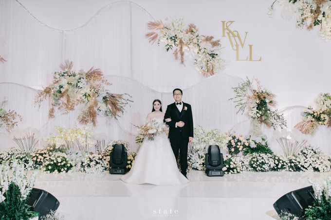 Wedding - Kevin & Lilian by State Photography - 027