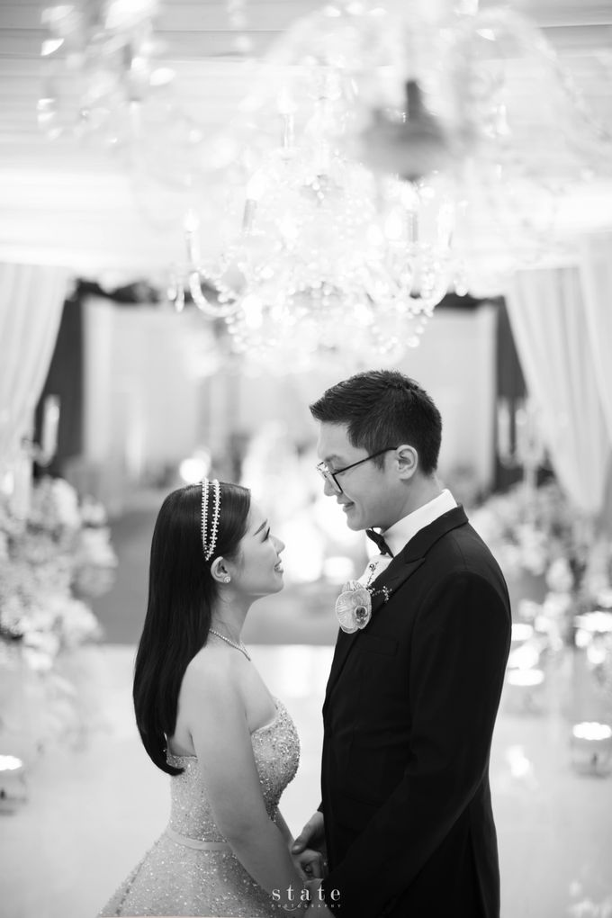 Wedding - Kevin & Lilian by State Photography - 029